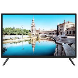 32インチのテレビ人間の特徴をもつスマートなTVカラーホームLCD LED TV 32-100のインチFHD UHD TV