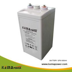 Gfm 120Ah l'équipement médical de la batterie plomb-acide pour outils électriques