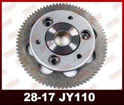 Jy110 Crypton, das Teile der Kupplungs-Jy110 Motorcyce überläuft