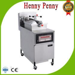 Qualitäts-Gas des Cer-Pfe/Pfg-800 u. elektrische Henny Penny-Art Kfc Huhn-Druck-Bratpfanne