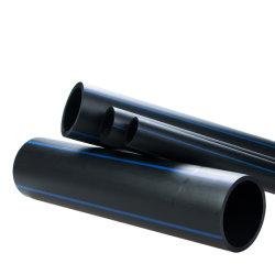 PE100 e PE80 tubo dell'HDPE della plastica 63mm per il rifornimento idrico