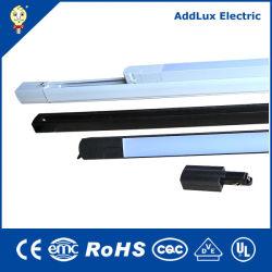 Saso CE UL 15W-30W 4 hilos vía iluminación LED lineal fabricado en China para la oficina, tienda, Supermercado, taller o almacén iluminación