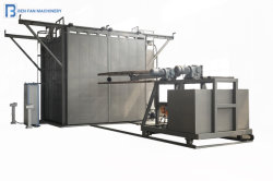 Macchina di modellatura di rotazione di Rotomolding della spola della macchina del forno