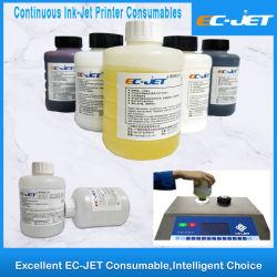 De EG-straal Hete Verkopende Inkt van de Verenigbaarheid van de Goede Kwaliteit voor de Printer van Linx van de Domino Videojet (EC1240)