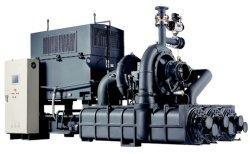 China, alta eficiência e Serviço Pesado Indústria centrífugos isentos de óleo do compressor de ar