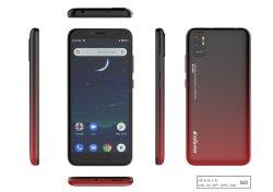 De nouveaux téléphones de gros de 5,45 pouces 4G Smart téléphone déverrouillé Dual SIM smart phones mobile Android 10 support OEM / ODM pour votre marque