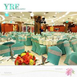 Yrf nueva decoración de bodas cubre sillas y mesa cubre Mantel