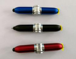 Стороны Fidget декомпрессии вращателя кончиком пальца Gyro перо с пером и светодиодный индикатор