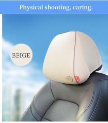 Venta directa de fábrica de coches Seat Apoyacabezas de espuma de memoria en el cuello resto almohada