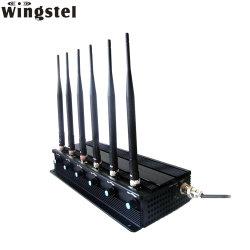中国WiFi GPS 12Vの携帯電話のシグナルの妨害機のブロッカー装置