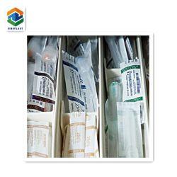 Pellicola medica di imballaggio di plastica & di stampa di sterilizzazione