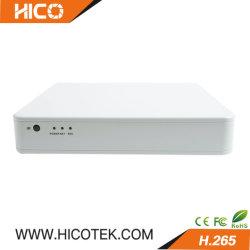 4CH verdadeiro 5MP Ahd Híbrido+Tvi+Cvi+ IP de rede Gravador de vídeo digital DVR Home câmera de segurança Kits de bricolage