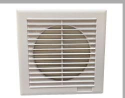 100мм передней задвижки АБС высокое качество малого стекла установлен используемый вытяжной вентилятор
