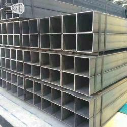S235B/S355B Grad-Quadrat-Stahlgefäß für Aufbau