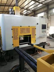 Offerte mensili CNC H Beam Drilling Machine per Web/aereo Hangar/magazzino/acciaio Struttura