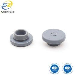 20 mm Grijs chlorobutyl & Bromobutyl Farmaceutisch Lamineerd Serum Rubber Stopper Voor injectieflesjes en -flessen