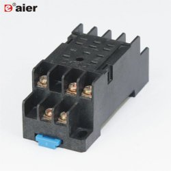 Electric HH53p/MA3 Socket Pyf11A la douille du relais Omron 11 broches