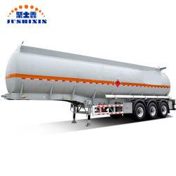 중국 40-60cbm 50-60톤 알루미늄 합금 오일/요리용 오일/액체 운반 차량 공장 가격이 포함된 세미 트레일러