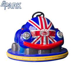 Amusement Park Kids Trajet en voiture de course de BOUCLIER BOUCLIER Mini voiture avec commande à distance
