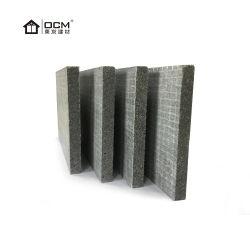 내화성이 있는 건축재료 회색 MGO 시멘트 산화마그네슘 널