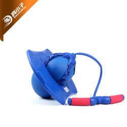 圧力の適性のハンドルが付いている膨脹可能なおもちゃのスポーツ用品PVCジャンプ・ボール