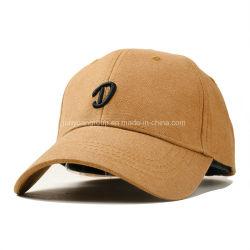 미국에서 인기 있는 공수/자수 스포츠 코튼 6-패널 야구 모자