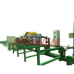省エネ168mmの装置を作るアルミニウム熱交換のFinned管の溶接工の生産