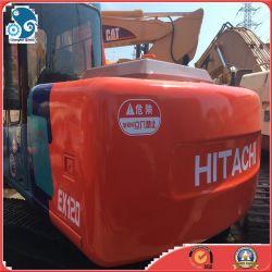 12ton kleiner Gräber verwendeter Hitachi Ex120 hydraulischer Gleisketten-Exkavator 0.5m3