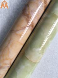 La decoración de mármol Deisgn Film de PVC para antepechos marco de puerta