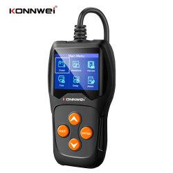 جاهز للشحن Kw600 Diagnsotic Battery Monitor للسيارات ذات 12 فولت