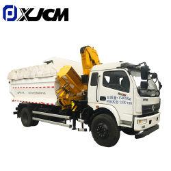 Dongfeng Chassis-Speicherauszug-Hygiene-Abfall-LKW für Verkauf