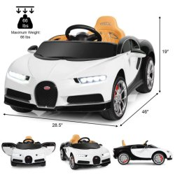 Veículo Eléctrico Toy Cars para o bebé