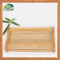 편리한 구부려진 대나무 Sauna 베개
