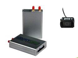 Le système de suivi GPS avec la caméra