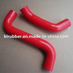 Les pièces automobiles en caoutchouc de silicone de flexion de flexible de radiateur