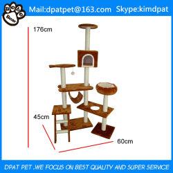 Простых дешевых новый дизайн современный удобный для очистки Cat дерева