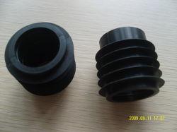 Le bouchon en caoutchouc personnalisé de haute qualité creux tube en caoutchouc d'amorçage