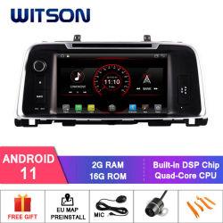 기아용 Witson 쿼드 코어 Android 11 차량용 GPS DVD 플레이어 K5 2015 내장 OBD 기능
