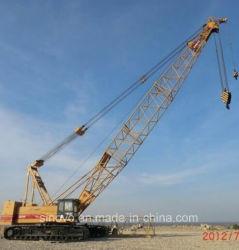 De hydraulische Opheffende het Hijsen Kraan van het Kruippakje van de Apparatuur CQUY1500