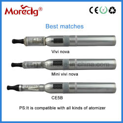 Высокое качество переменного напряжения Электронные сигареты VV Mod Vmax с светодиодный экран компании ЭГО Транслейтинг-V9 аккумуляторная батарея 16340