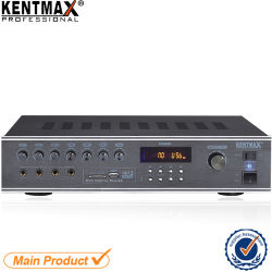 Nouveau Style PA90u mélangeur numérique audio mp3 amplificateur de puissance