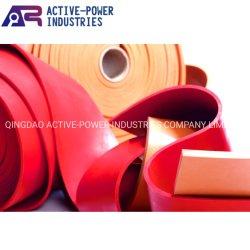 シリコーンゴムシートの高い摩耗抵抗の概要の特性