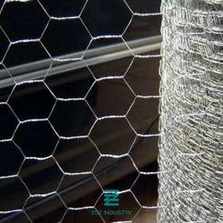 철사 롤 PVC에 의하여 입힌 철사가 6각형 메시 철사 그물세공 돌 감금소에 의하여 Gabion 직류 전기를 통했다