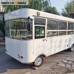 Nieuw ontwerp Elektrische mobiele Bus Fast Food Truck for Sale