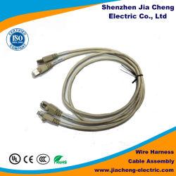 VDEによって承認されたケーブルはワイヤー馬具のMolex Jstのコネクターを作った