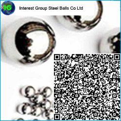 La bola de acero/acero inoxidable/Precision // Tornillo de acero de precisión /manguito guía /Diapositiva molienda / Guía / teniendo /la válvula de bola