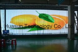 Transparente Cortina LED ultra suave para el proyecto creativo