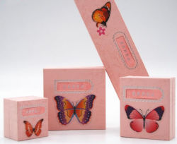 Коробки Wholesase Jewelrry бумажные