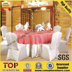 Copertura per sedia e tavolo per banchetti in spandex