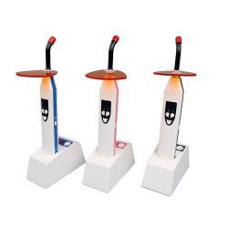 치과 공급 장비 빛을 치료하는 1개의 LED에 대하여 코드가 없는 무선 치과 가벼운 치료 단위 기계 3